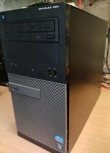 Unité Centrale DELL Optiplex 390 Core i3 2120, 8Go Ram, hdd 500Go, Windows 10