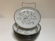 "Noritake Alicia 5.5 "" Saucers - Sold Individually - Additional Items Discounted"