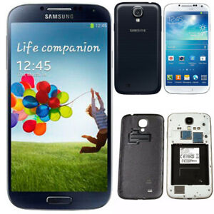 Original Samsung Galaxy S4 i9500 Unlocked 3G Mobile Phone 13MP Camera 2GB+16GB