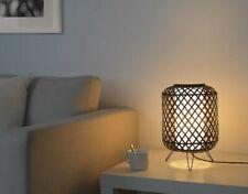 IKEA GOTTORP HANDMADE Table lamp, Bamboo NEW