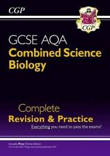 New Grade 9-1 GCSE Combined Science: Biology AQA Complete Revision & Practice wi