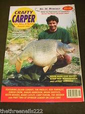 CRAFTY CARPER - AUG 2000 # 36