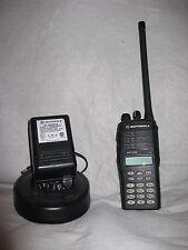 Motorola Ht1250 128ch Vhf 5 watt 136-174mhz Full Dtmf