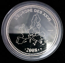 MEDAILLE - ESSAI L'EUROPE DES XXVII - 2008