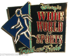 WDW Disney's Wide World of Sports: Track and Field Pin