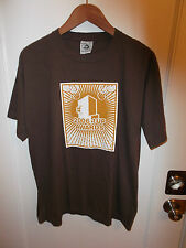 1Up Awards Tee - One Up Network Video Games 2006 San Francisco Gamer T Shirt Med