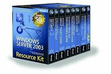 Microsoft® Windows Server™ 2003 Resource Kit: Special Promotional Edition (Pro-