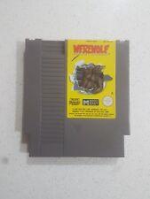 Werewolf the last warrior Nintendo Nes⭐OZ SELLER GET IT FAST