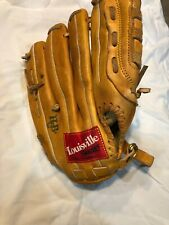 "Louisville Slugger Youth Baseball Glove Mitt Rob Ventura Leather RH LPS55 10.5"""
