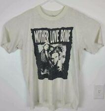 Mother Love Bone Shine Concert Tour Mens L Grunge Rock Rare 80's Vintage T-Shirt