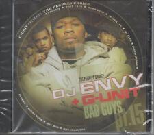 DJ Envy + G-Unit Bad Guys The Peoples Choice Prodigy Tony Yayo Mobb Deep