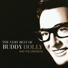 BUDDY HOLLY AND THE CRICKETS THE VERY BEST OF CD (Best Of/Greatest Hits)