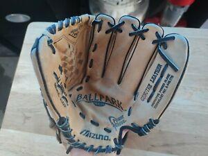 """Catcher Baseball Glove Mizuno Leather 11"""" Ball Park series MMX 110P (D1)"""