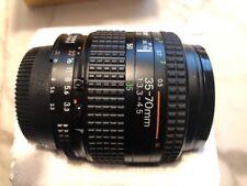Nikon Nikkor F af 35 70 3.3 4.5 Boxed