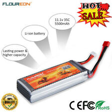 Lipo Battery Deans Plug For RC Car Boat Helicopter Airplane 3S 11.1V 35C 5500mAh