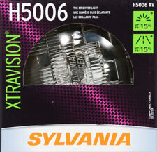 Headlight Bulb-XtraVision 1-Pack Box SYLVANIA H5006XV