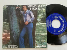 "WANDERLEY CARDOSO Luzes BRAZIL SOUL FUNK MPB TROPICALIA 7"" VINYL 1971"