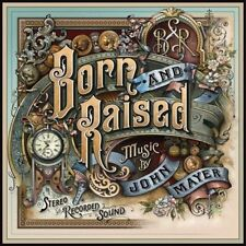 John Mayer, Born and Raised, CD only