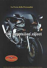 Moto Guzzi Sport 1100 - Original 1996 Vintage Magazine Single-Page Advert