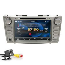 "8""2Din InDash CAR DVD Player GPS Radio BT USB Stereo+Cam for TOYOTA Camry Aurion"