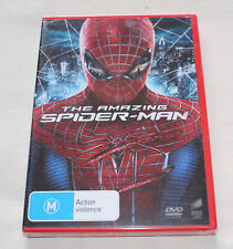 Marvel The Amazing Spider-Man (DVD, 2012) New Sealed