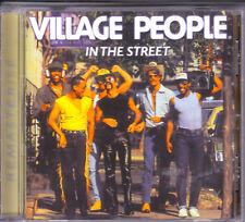 VILLAGE PEOPLE - IN THE STREET CD