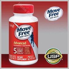 Free Worldwide Shipping Schiff Move Free Advanced 200 Tablets Joint Health New