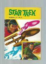 STAR TREK ALBUM N°3 ( N°3 À 6 ) . 1973 . ÉDITIONS DES REMPARTS .