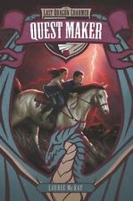 The Last Dragon Charmer #2: Quest Maker-ExLibrary