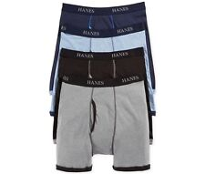 Hanes Men's Tagless Boxer Briefs 4-PACK COMFORTSOFT free shipping