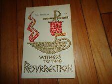 Witness to the Resurrection Biography Mother Celine Borzecka Catholic Nun