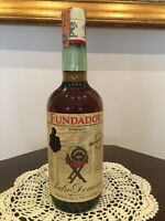 FUNDADOR BRANDY PEDRO DOMECQ 75 Cl Gr.40% JEREZ DELA FRONTERA  Vintage 1965