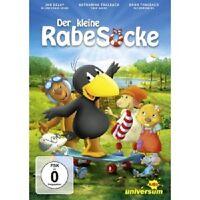 S.JESSE/U. VON MÜNCHOW-POHL - DER KLEINE RABE SOCKE  DVD KINDER FILM NEU