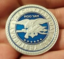 challenge coin Navy SEALS Special Forces  Seal Team US military SEA AIR LAND
