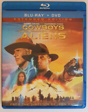 Cowboys  Aliens (Blu-ray/DVD, Extended Edition)