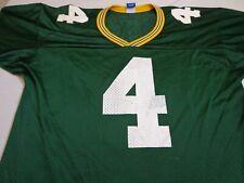 Vintage Brett Favre Green Bay Packers Champion NFL Football Jersey Mens 44