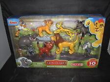Disney Junior The Lion Guard Deluxe Figure Set-10 figures-Target Exclusive