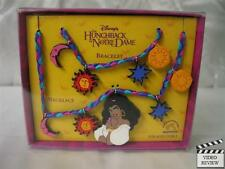 Esmeralda Jewelry- Hunchback of Notre Dame Applause NEW
