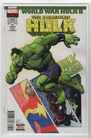 The Incredible Hulk Issue #717 WWH II Marvel Comics (5/23/18 1st Print)