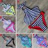New Sexy Swimwear Padded Swimsuit Halter Bikini Bathing Suit Brazilian Beachwear