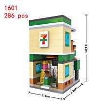 1601 MINI LOZ Diamond Blocks DIY Kids Building Toys Puzzle MINI Stree Store 7-11
