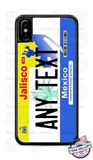 Mexico Jalisco State License Plate Design Phone Case For iPhone 11Pro Samsung LG