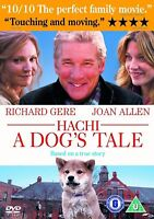 Hachi - A Dog's Tale (DVD, 2010)