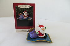 Christmas Hallmark Keepsake Magic Carpet Ride Ornament