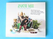 """CD: ZUCO 103 """"After the Carnaval"""" 2008 Six Degrees ~ African European Jazz Dance"""