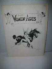 Frank Frazetta Women of the Ages Signed Limited Portfolio 486/1500 1977