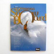 12 Visions sur le Snow Board - Jean Nerva - Editions Glémat -