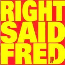 Up by Right said Fred CD