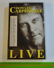 K7 Vidéo Howard CARPENDALE - Live 1996 - Kein Typ fur eine Nacht - Env 2h00