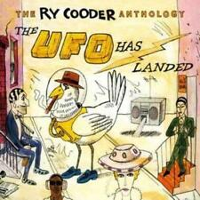Ry Cooder : Anthology: The Ufo Has Landed CD (2008) ***NEW***